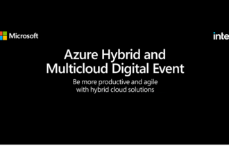 Evento: Azure Hybrid and Multicloud Digital Event