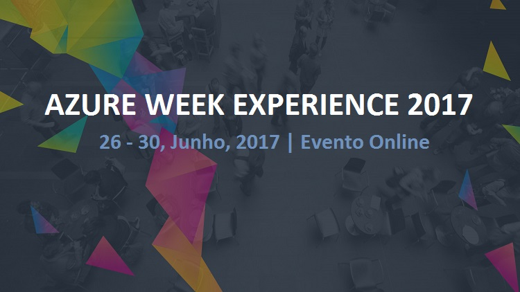 Evento: AZURE WEEK EXPERIENCE 2017