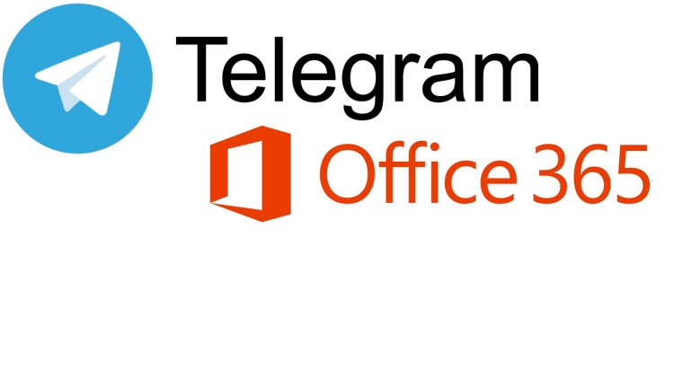 Grupo de Office 365 no Telegram