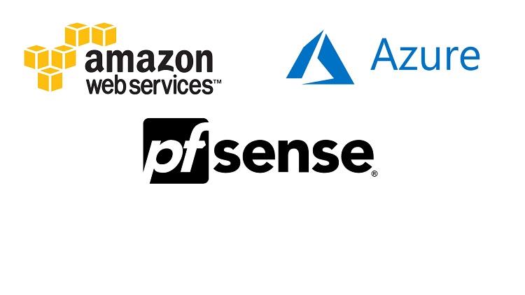 Notícia: pfSense disponível nas Clouds AWS e Azure
