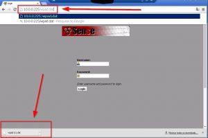 wpad no pfsense - fazendo download do arquivo wpad